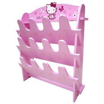 Hello Kitty Shoe Shelf