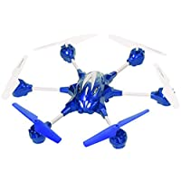 New MTN-G W609-10 4.5CH 2.4G Remote Control RC Gyro RTF Hexacopter w/HD Camera Blue