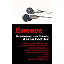 ENCORE: The Anthology of Music Writing