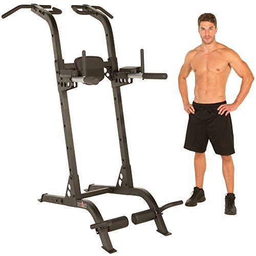IRONMAN Triathlon X Class Multi-Function Power Tower by IRONMAN