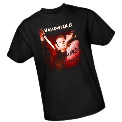 Nightmare -- Halloween II Adult T-Shirt, XXX-Large -