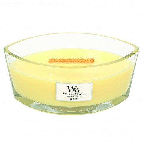良質  レモン – – Hearthwick Flame Scented Candle レモン by by WoodWick B01BK2NU44, 開成町:fb32a79f --- a0267596.xsph.ru