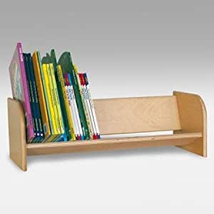 Wood Designs Book Display Rack Kitchen Dining