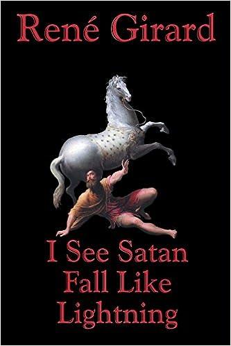 Amazon com: I See Satan Fall Like Lightning (9781570753190