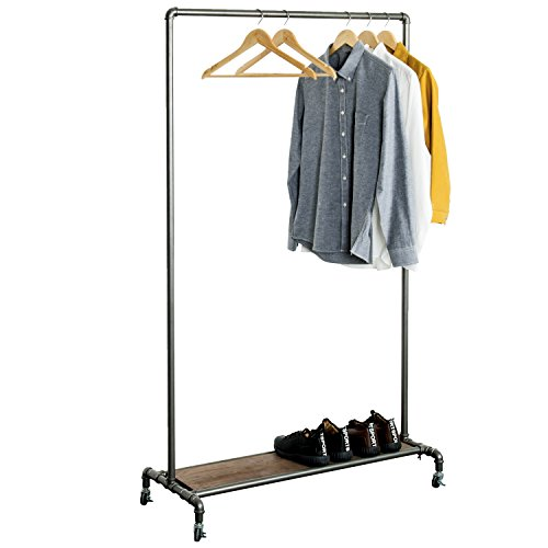 garment rack boutique - 8