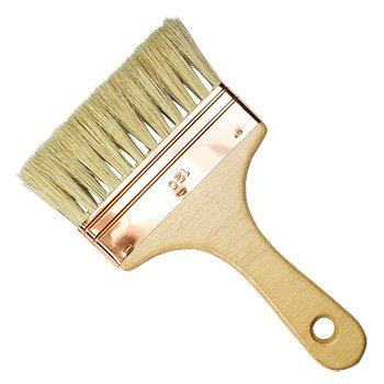 - Handover : Pure Bristle Dragging Brush Copper Ferrule with Pencils : 120 ml