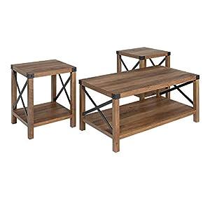 41ldgNTyGbL._SS300_ Beach & Coastal Living Room Table Sets