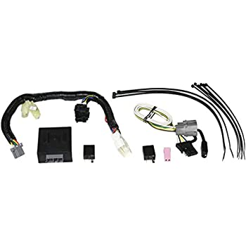 Amazon tekonsha 118253 7 way tow harness wiring package with tow ready 118558 t connector assembly publicscrutiny