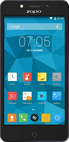 ZOPO COLOR E1 ZP353(Black) Smartphones at amazon