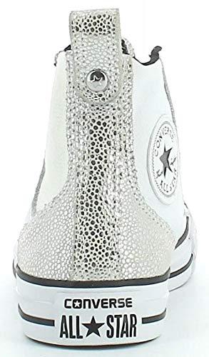 Mujer De 5 Converse Star All Deporte Hi White 36 555171c Zapatillas fw4SqwT6