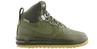 buy online bf983 f7e61 coupon nike lunar force 1 sneaker boot medium olive medium olive big kid  6d032 b6363