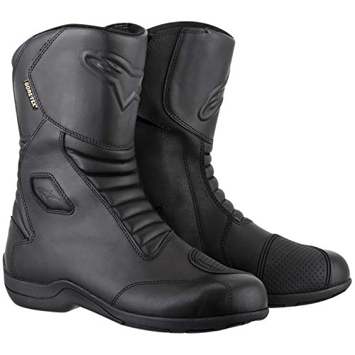 Alpinestars Web Gore-Tex Men's Street Motorcycle Boots (Black, EU Size 44)