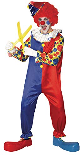 Rubie's Costume Co Bubbles The Clown Costume, Standard -