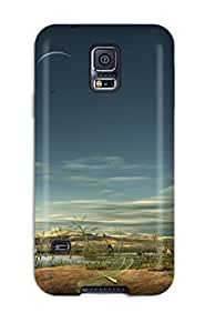 Protector For Case Iphone 4/4S Cover Alien World Case