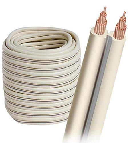 (AudioQuest G-2 bulk speaker cable - 16 AWG 30' (9.14m) spool - gray)