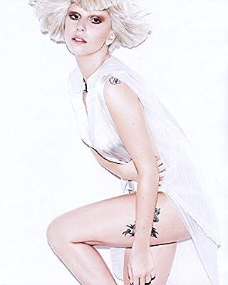 Lady Gaga 8x10 Celebrity Photo #15