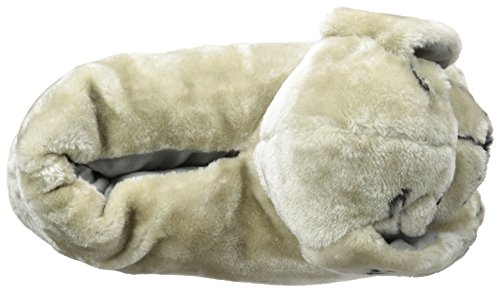 Foot Slippers Womens Animal Feet Premium Happy Gray Dog 50 Styles Full Mens qwBzfqtTx