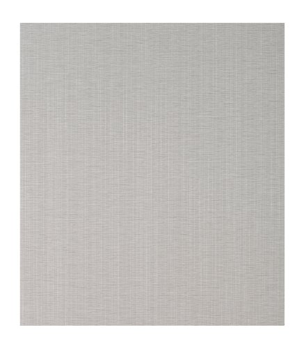 York Wallcoverings Color Library Stripe Texture Wallpaper, Light Dove Gray - Gray Stripe Wallpaper