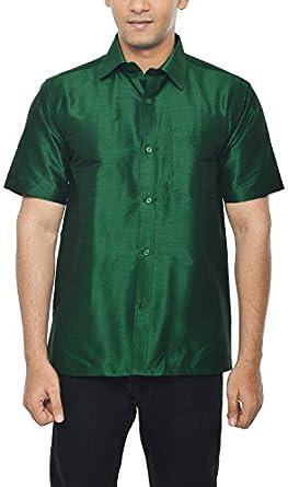 KENRICH Men's Regular Fit Casual Shirt