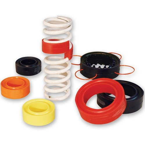 Spring Rubber - Longacre 61015 Coil-Over Spring Rubber