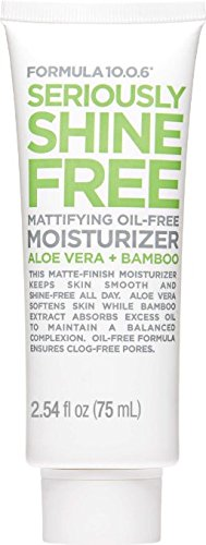 Formula Ten O Six   Seriously Shine Free Moisturizer   2.54 Fluid Ounce   2 Pack by Formula Ten O Six