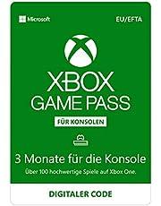 Xbox Game Pass | 3 Monate Mitgliedschaft | Xbox One – Download Code