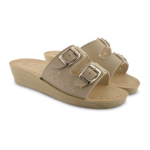 Footwear Sensation - Sandalias de vestir para mujer Beige beige Beige - beige