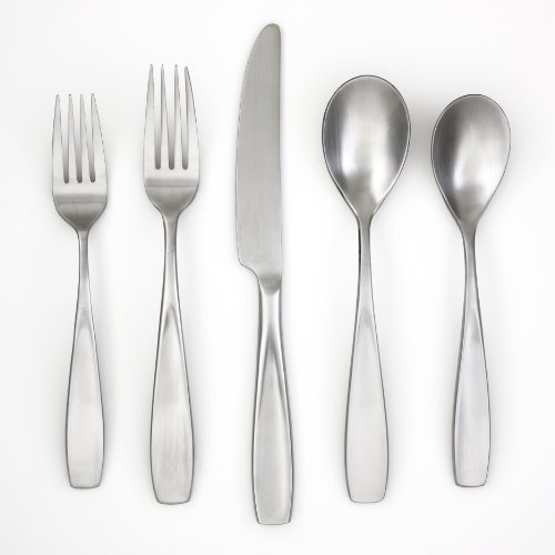 Cambridge Inez Satin 20-Piece Flatware Set by Cambridge Silversmiths