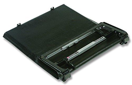 Torza Top - Advantage Truck Accessories 71911 Black Torza Top Soft Folding Tonneau Cover