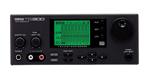 YAMAHA TG300 Sound Module (Yamaha Sound Module compare prices)