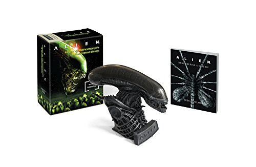 Alien: Hissing Xenomorph and Illustrated Book: With Sound! (Miniature Editions) [Robb Pearlman] (Tapa Blanda)
