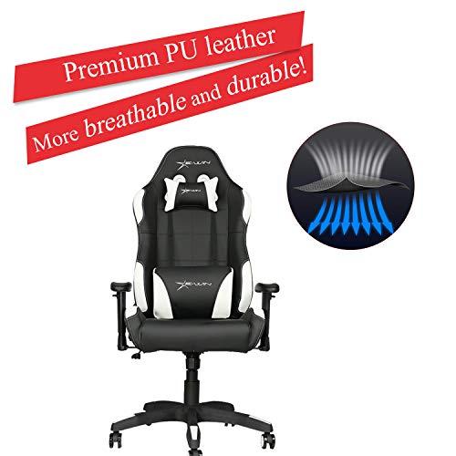E Win Gaming Chair Ergonomic High Back Pu Leather Racing
