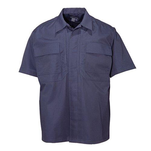 Navy Blue Bdu Shirt - 2