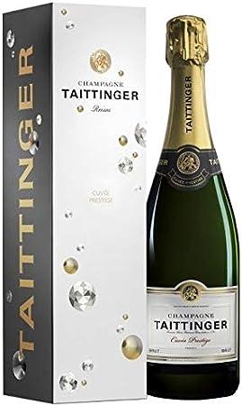 Champán rosé cuvée prestige 75 CL Taittinger