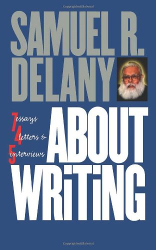 book cover of About Writing