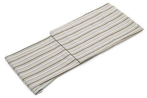 プレタ着物 bonheur saisons(ボヌールセゾン) 袷 灰色 グレー 縞 ストライプ 小紋 先染め 和装 カジュアル 仕立て上がり 女性用