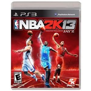 Take-Two Genuine NBA 2K13 PS3 (Ps3 Games Nba 2k13)