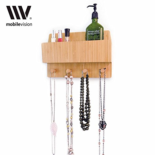 MobileVision Organizer Compartment Necklaces Bracelets