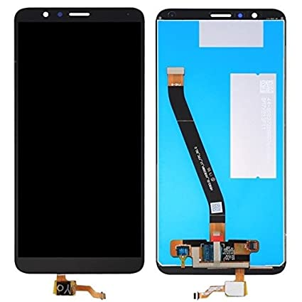 ORIGINAL LCD Display with Touch Screen Digiitizer Glass Combo for Honor  7X(Black)