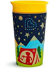 Munchkin Miracle 360 Degree Glow In The Dark Sippy Cup, 9 Oz