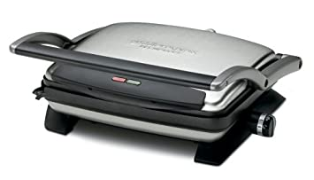 amazon com cuisinart gp 40sa griddler express contact grill rh amazon com Griddle by Cuisinart Cuisinart Griddler Recipe Book