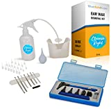 Best Ear Wax Removal Kits - Cleanse Right Ear Wax Removal Kit- with Otoscope! Review