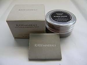 Raw Natural Minerals Mineral Glow (Warm Glow) - (0.07 oz)