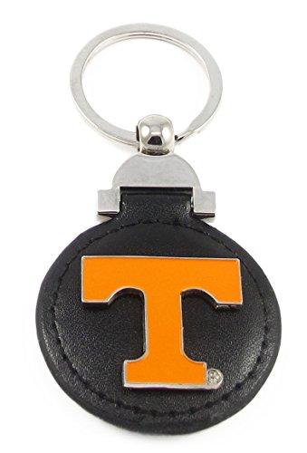 NCAA Tennessee Volunteers Leather Key Chain