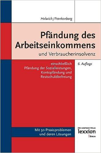 Die Pfandung (German Edition)