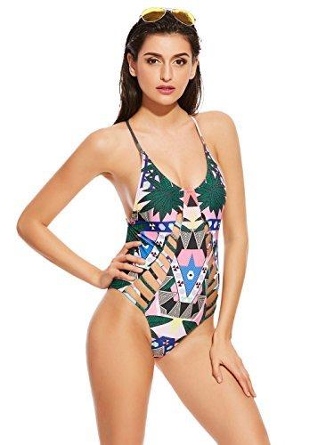Topwigy-Womens-Sexy-Floral-Print-Bikini-Monokini-Push-Up-Padded-Swimsuit-Swimwear-Set