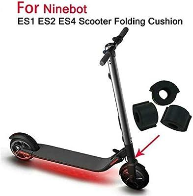 SMILEQ Para los recambios del Protector del Amortiguador de los Scooters eléctricos de Ninebot ES1 ES2 ES4 útiles