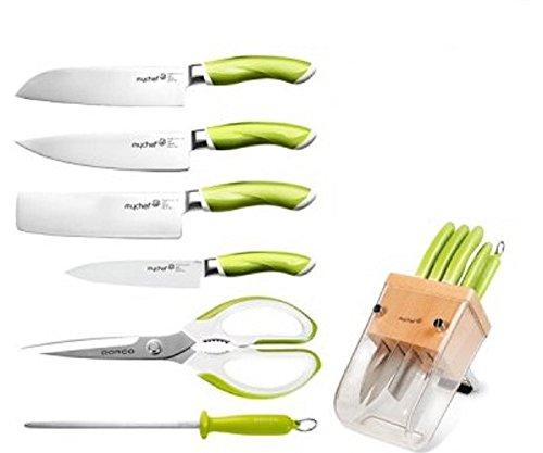 World Best Edge Mychef Interior Lemon Grass Premium Kitchen