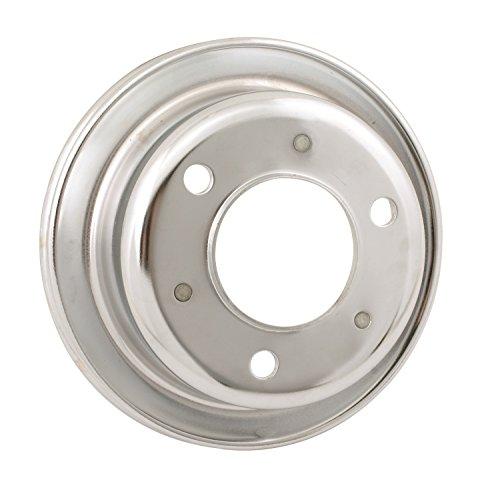 (Mr. Gasket 8827 Chrome Plated Steel Engine)