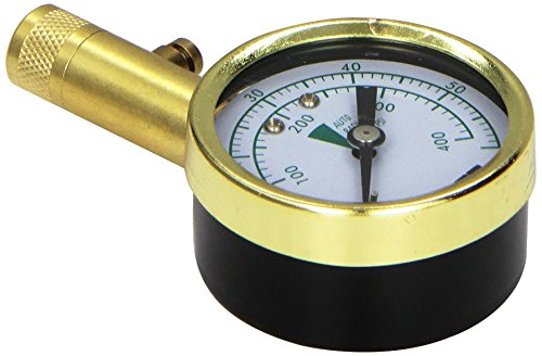 Victor 22-5-00881-8 Professional Dial with Bleeder Valve Tire Gauge